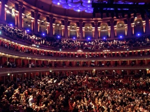 In Royal Albert Hall in London, England on Dec. 19, 2012.