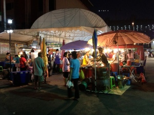 Food from street stall MUST be tried in Bangkok, Thailand.